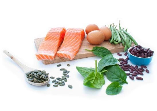 تغذیه ورزشی و تغذیه بدنسازی