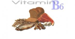 ویتامین B 6 | ب 6 | پیریدوکسین