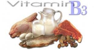 ویتامین B 3 | ب ۳ | نیاسین