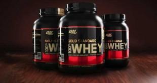 پروتئین 100%وی طلایی استاندارد اپتیموم نوتریشن